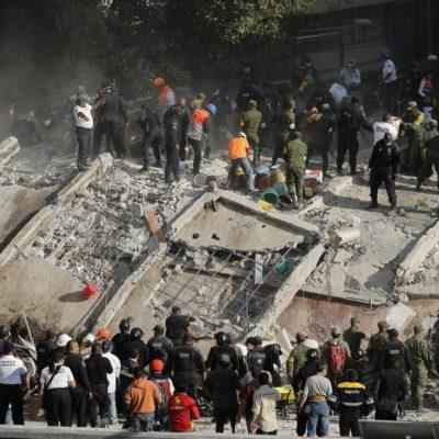El sismo que reconfiguró la política | Por RaúlCaraveoToledo