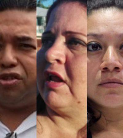 Diputados locales y funcionarios de Quintana Roo sorprendidos durante sismo en CDMX