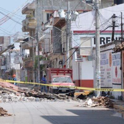 AUMENTAN LAS VÍCTIMAS DEL TEMBLOR: Se eleva a 90 la cifra de muertos por el terremoto de 8.2 grados