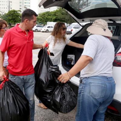 Promueve comuna 'Reciclatón' en Cancún