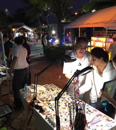 Amplía Tianguis de Artesanos y Productores alianzas comerciales en Puerto Morelos