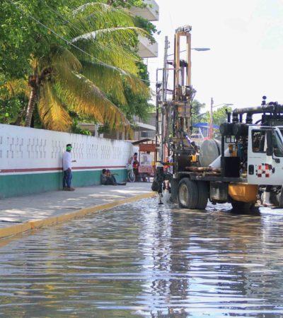 Vigilan en Puerto Morelos depresión tropical que podría implicar riesgos