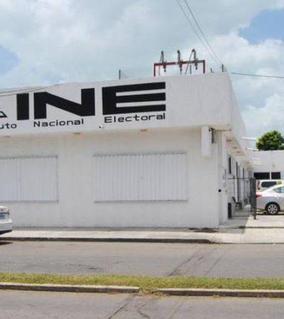 Nombra Consejo General del INE a consejeros electorales para Quintana Roo