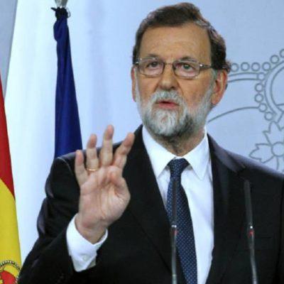APLICA ESPAÑA EL 115 A CATALUÑA: Anuncia Mariano Rajoy la destitución del gobierno de Puigdemont y limitaciones al Parlament como paso previo para convocar a elecciones