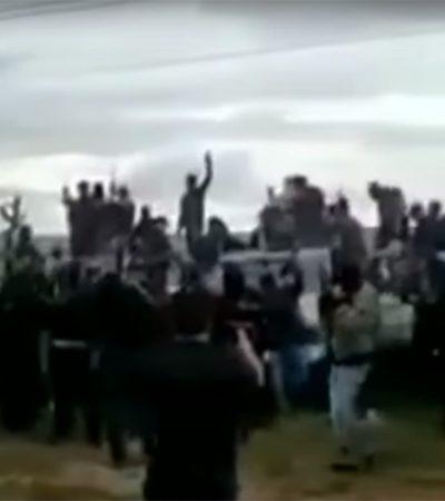 Aparece el nuevo 'Cártel Santa Rosa de Lima Guanajuato' y le declara la guerra al CJNG