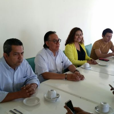 Buscan repartirse candidaturas en el Frente Ciudadano por México, pero aún esperan al Panal para tomar decisiones finales
