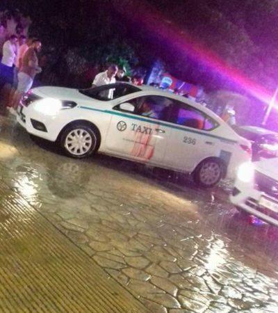 VIOLENTA MADRUGADA EN ZONA TURÍSTICA DE PLAYA: Balean a una persona en la Avenida 10, a unos pasos de la Quinta