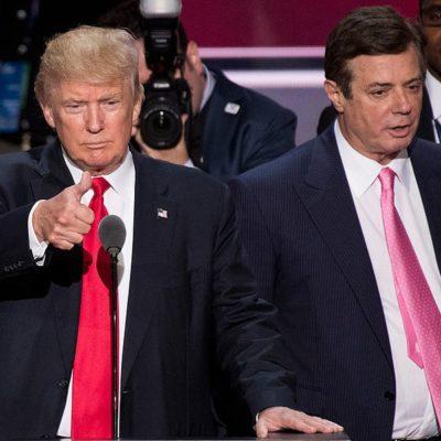 Paul Manafort, ex jefe de campaña de Trump implicado en la trama rusa, se entrega al FBI