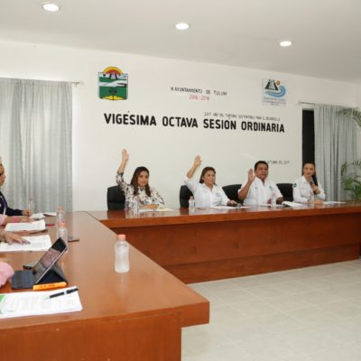 Aprueba Cabildo programa de Salud 'Que tu peso no te pese' en Tulum