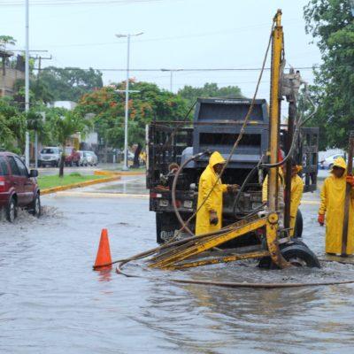 Refuerza Solidaridad brigadas de atención ante lluvias provocadas por baja presión