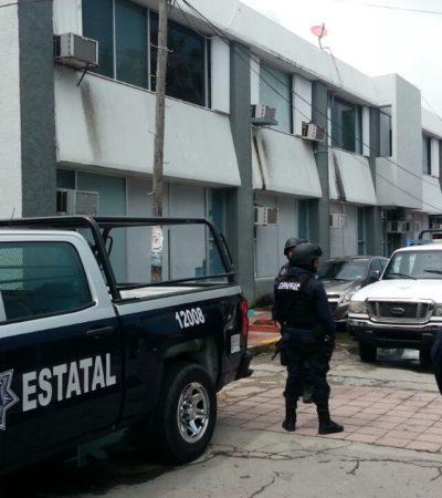 Evacúan ISSSTE de Chetumal por supuesta amenaza de bomba