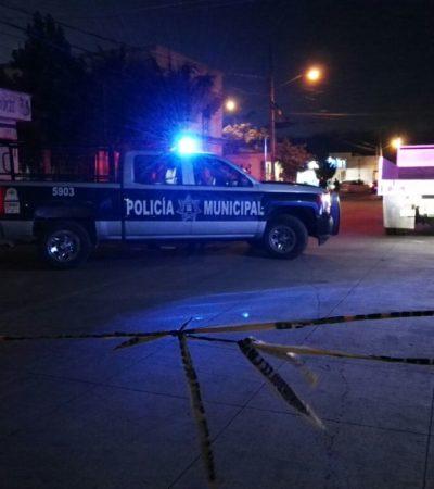 Hombre es herido de bala en la Región 230 en Cancún