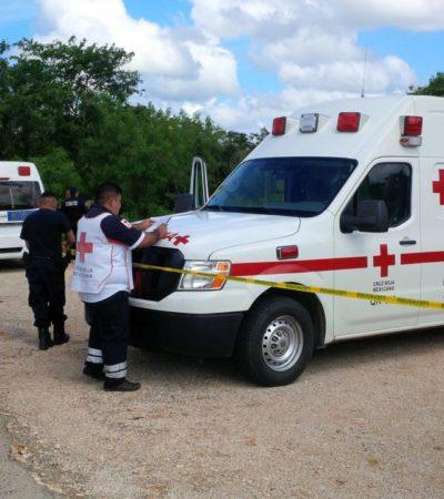 LO MATAN AL CONFUNDIRLO CON UN TEJÓN: Un sexagenario muere por un disparo de un amigo en una milpa de Carrillo Puerto