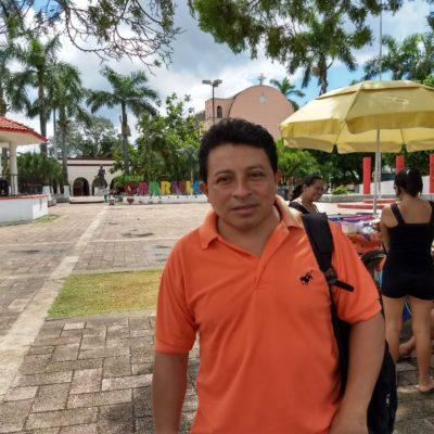 """""""HASTA AHORA HEMOS RESPETADO A LA PRESIDENTA"""": Exigen comunidades de Carrillo Puerto reparar alumbrado público; no descartan manifestaciones"""