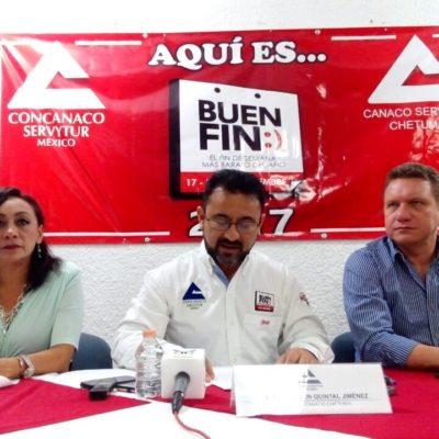 'El Buen Fin' en Chetumal le pone el ojo al mercado beliceño por el poder adquisitivo de su moneda