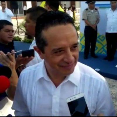 Quintana Roo se defiende ante Yucatán y Campeche: Gobernador