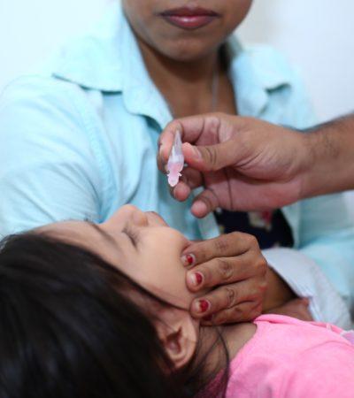 Aplicará Solidaridad más de 8 mil 300 vacunas en Tercera Semana Nacional de Salud
