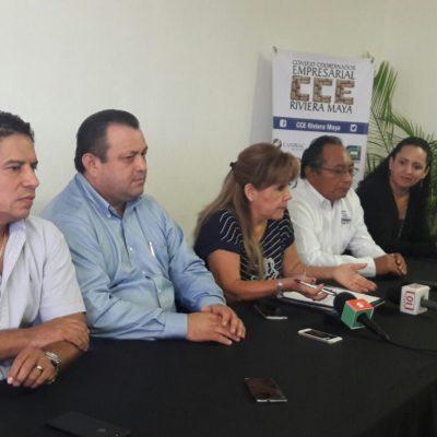 """""""NO QUEREMOS DEJAR DE CONFIAR…"""": Empresarios de la Riviera Maya dicen que colaborarán en combate a la delincuencia"""