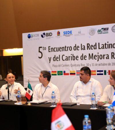 Reúne Solidaridad a expertos internacionales en mejora regulatoria