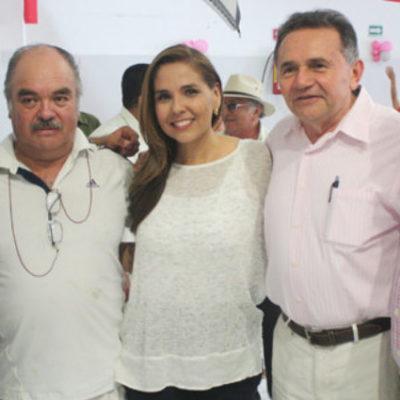 Negociaciones con Mara Lezama van por buen camino, dice José Luis Pech
