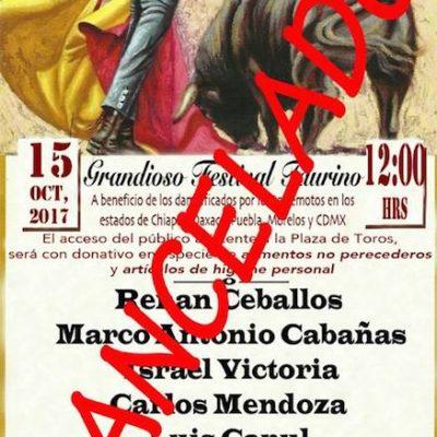 Niega Ayuntamiento 'verde' permisos para corrida de toros en Cancún