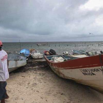 Náuticos toman precauciones ante aproximación de depresión tropical