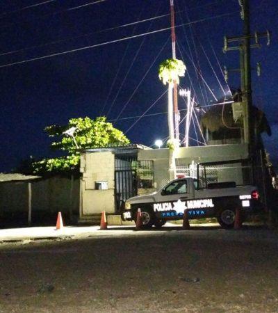 Realizan operativo en cárcel de Playa del Carmen