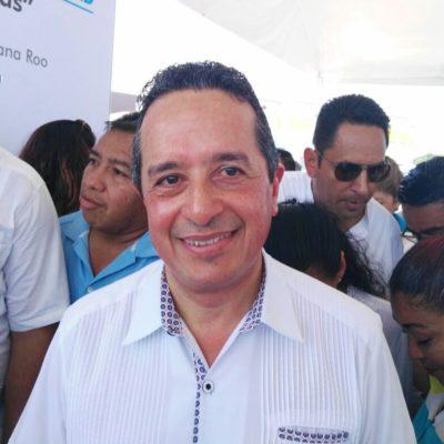 Rechaza Carlos Joaquín afectación de ocupación hotelera por 'warning'