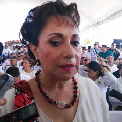 EN LA PISTA DE LOS 'PIRATAS' DE BORGE: Faltan más restituciones de laudos apócrifos, dice Catalina Portilla