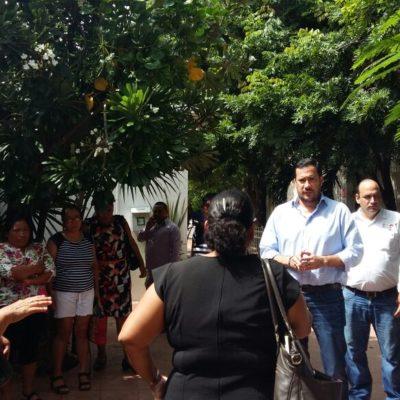 Exigen vecinos clausura de dos cementeras en Cancún