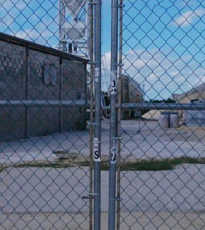 MULTA DE 10 MIL PESOTES: Ayuntamiento retira clausura a polémica cementera en Cancún