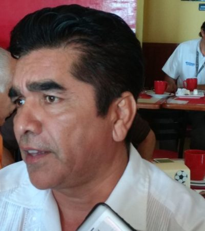 DESTAPAN OVANDISTAS A SU 'GALLO' PARA CANCÚN: Adrian Chicatto irá como independiente por la alcaldía de Benito Juárez, dice