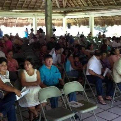 Llevan con engaños a priistas a afiliarse a partido nuevo en Cozumel