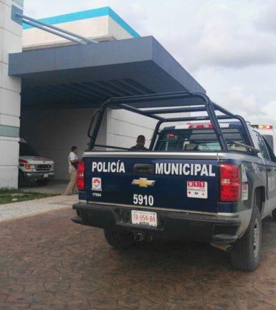 Balean a cubano en el fraccionamiento El Petén de la Región 210 de Cancún