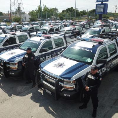 Arrendamiento de patrullas es para evitar que queden en la obsolescencia, explica Carlos Joaquín