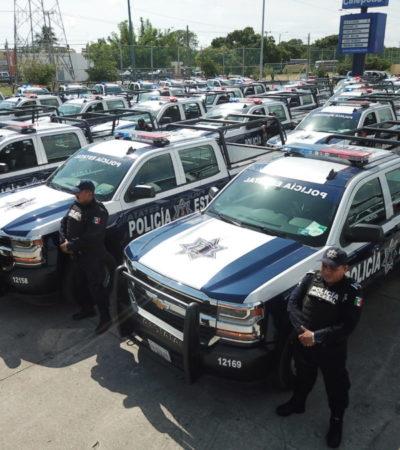 AUMENTA PERCEPCIÓN DE INSEGURIDAD EN CANCÚN: Reprobado el desempeño de la Policía Estatal y la Preventiva municipal, según encuesta del INEGI