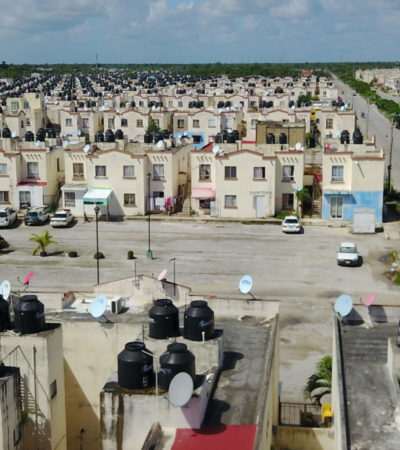 VILLAS OTOCH, 'FOCO ROJO' DE CANCÚN: Fuente de constante inseguridad, el populoso asentamiento también sufre por deficiencia de servicios públicos