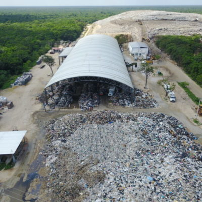 La empresa Mahahual podría perder concesión de disposición final de la basura en BJ