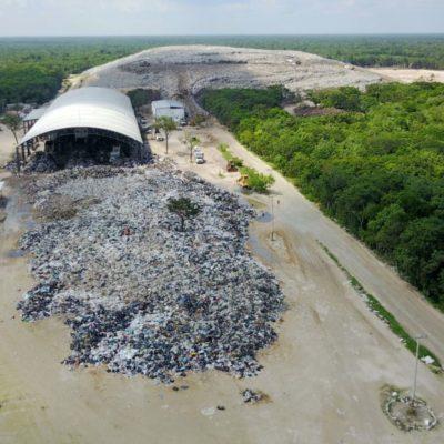 BASURA SOBRE SUELO NATURAL: Nuevo estudio documenta cómo se depositan desechos sin control fuera del relleno sanitario de Cancún e Isla Mujeres