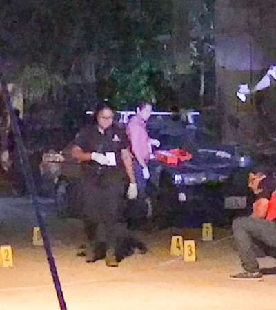 RAFAGUEAN VIVIENDA, HIEREN A NIÑO: Reportan ataque en la Región 95 de Cancún