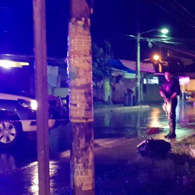 MATAN A HOMBRE EN PELUQUERÍA: A balazos, la segunda ejecución del día en Puerto Morelos; suman 18 casos