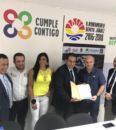 Cancún albergará evento internacional de fisicoconstructivismo