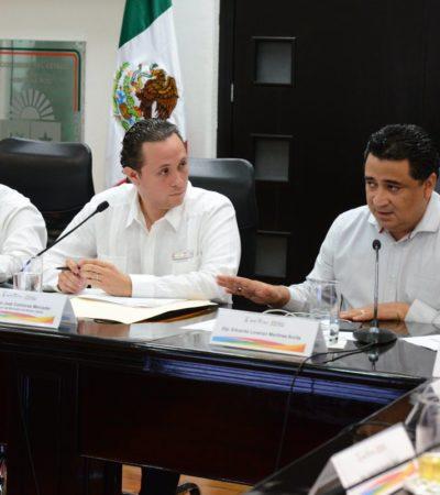 COMPARECE OFICIAL MAYOR DE BJ EN EL CONGRESO: Recibe funcionario municipal 'metralla' de diputados por renta de patrullas para Cancún