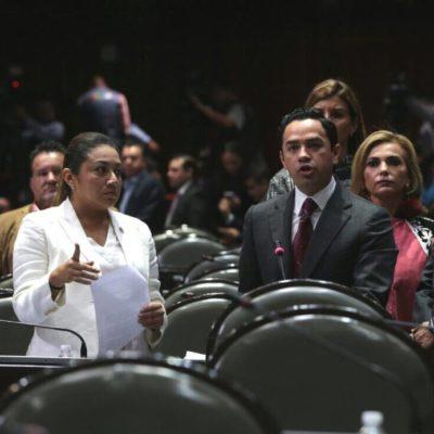 FRENAN COMPARECENCIA DE PGR POR CAJAS DE SEGURIDAD: Diputados federales sólo aprueban un 'exhorto' para que informen sobre operativo de SEIDO en Cancún
