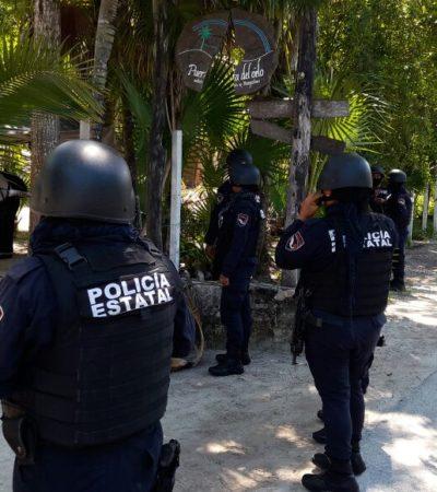 EMPIEZAN A REVERTIR EXCESOS DE 'BETO' EN TULUM: Restituyen 3 predios despojados en Punta Piedra durante el 'borgismo'