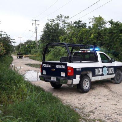 Hallan cuerpo descuartizado en Zona Continental de Isla Mujeres