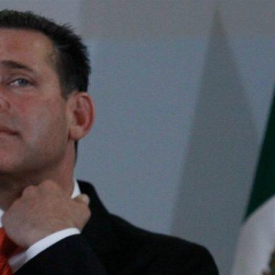 AGARRAN A EX GOBERNADOR DE TAMAULIPAS: Detienen al priista Eugenio Hernández Flores, acusado de peculado y lavado de dinero