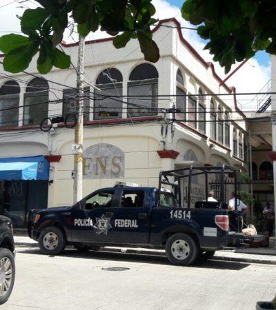 Incauta SEIDO cajas de seguridad en Cancún