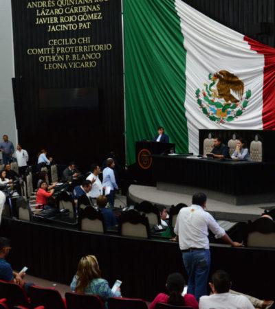 Citan a comparecer a Oficial Mayor de Benito Juárez para que informe sobre adquisición de patrullas