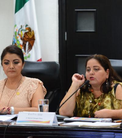 COMPARECENCIA EN EL CONGRESO: Detonar el Sur, pendiente en turismo, reconoce Marisol Vanegas